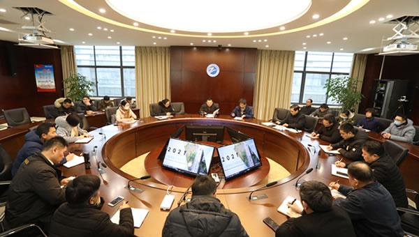 南京理工大学泰州科技学院召开一流课程建设工作推进会