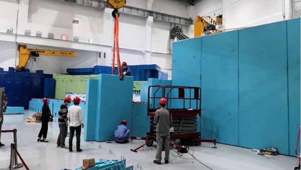 东莞理工学院与散裂中子源合作建设的多物理谱仪成功出束!
