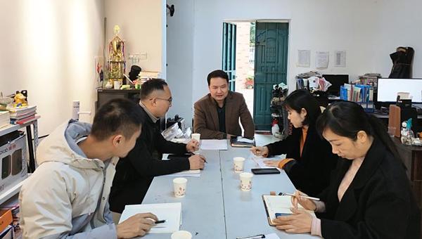 奋斗百年路 启航新征程,广西工业职业技术学院团委谋划部署新学期重点工作