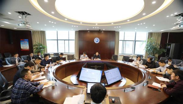 南京理工大学泰州科技学院召开一流专业建设工程中期汇报会
