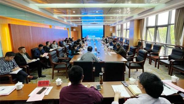 """江苏农牧科技职业学院召开2021年度""""双高计划""""建设工作推进会"""