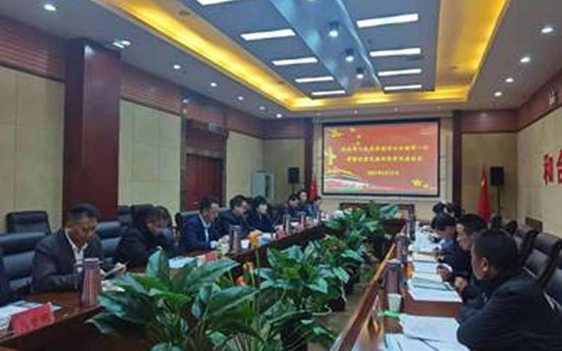 云南省迪庆藏族自治州副州长和丽萍一行来甘肃民族师范学院考察交流