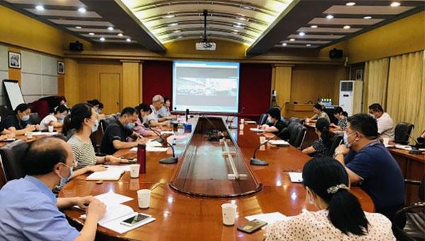 广东白云学院组织召开本学期第六次党建、学生工作例会