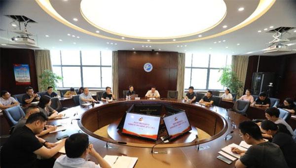 南京理工大学泰州科技学院党委理论学习中心组举行2021年第6次集体学习