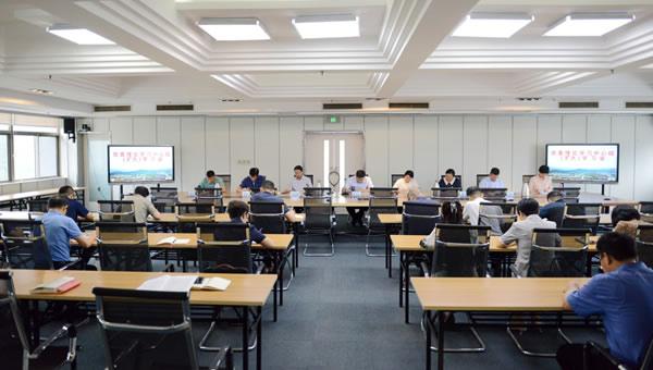 山东商业职业技术学院党委理论学习中心组(扩大)举行(扩大)学习会