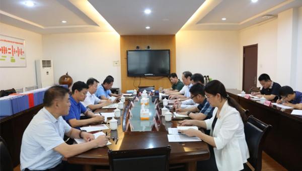 山东省商务厅副厅长张义英到山东外贸职业学院调研党建工作