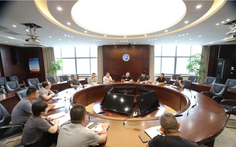 南京理工大学泰州科技学院开展新学期开学前校园安全检查